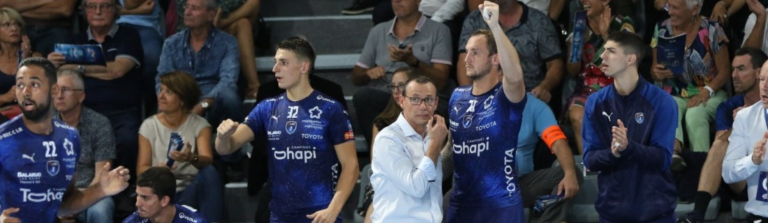 Lidl Starligue : Montpellier rebondit contre Chambéry